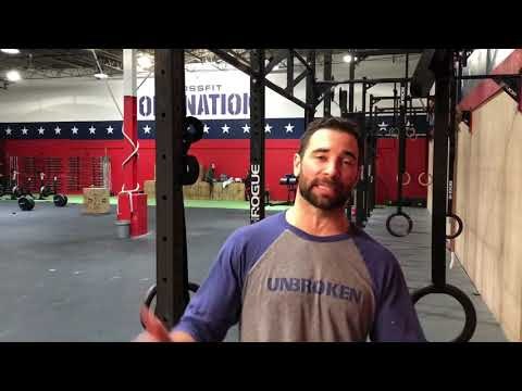 Toes To Bar Help | WODdoc | P365 | Episode 1677