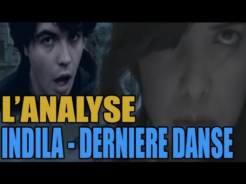 INDILA - DERNI�RE DANSE : L'ANALYSE de MisterJDay (23)