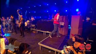 Festa Orkesta - Charlie Was A Boxer - Lowlands 2014