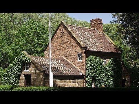 Captain Cook's Cottage, Fitzroy Gardens Melbourne Australia