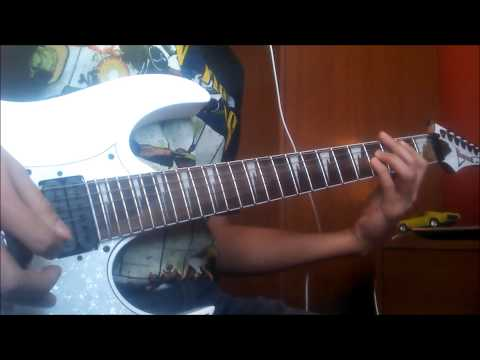 Rocket Queen  – Guns N' Roses ( Rhythm Guitar Cover ) Izzy Stradlin