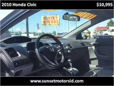 2010 Honda Civic Used Cars Boise Id Youtube
