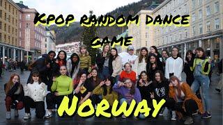 [KPOP IN PUBLIC NORWAY] Bergen Norway Random Dance Game - November 30th
