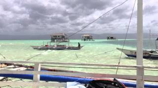 Manjuyod White Sandbar North Bais Bay Dumaguete by HourPhilippines.com