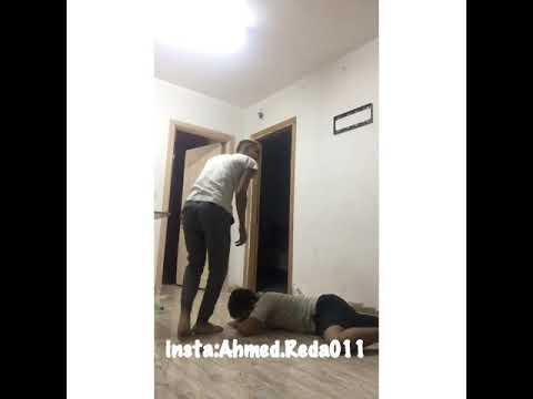 Ahmed Reda مقلب احمد رضاا ف احمد الحاتي هتموت من الضحك