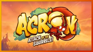 The Boys squad up in an attempt to steal Alex's acorns...will they succeed?