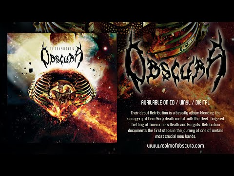 Obscura - God of Emptiness (Morbid Angel Cover) (2006)