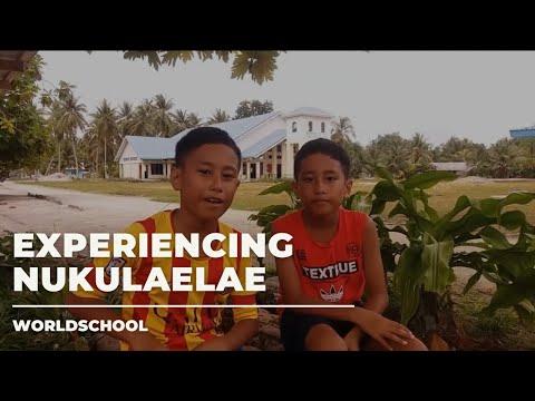 Tuvalu - Nukulaelae island - PolyAsiaNZ - Zinaldo Worldschool