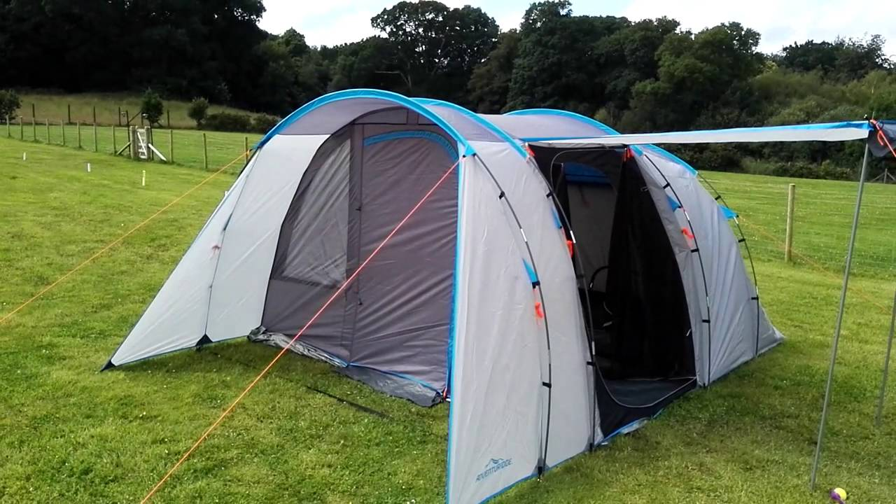 ALDI Adventureridge 5man tent : adventuridge tent - memphite.com