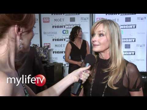 Bo Derek Interview - Celebrity Fight Night