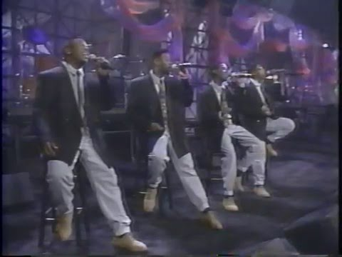 "BOYZ II MEN ""In The Still Of The Night"""