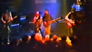 1983 Glasgow Sisters of mercy Floorshow live