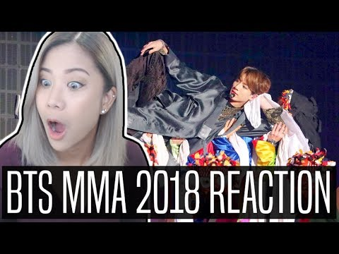 BTS MMA 2018 REACTION & THEORY | Melon Music Award 2018