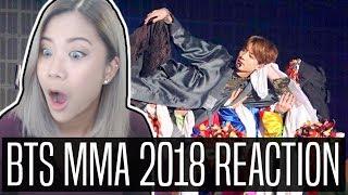 BTS MMA 2018 REACTION & THEORY | Melon Music Award 2018