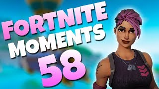 THE NEW SILENCED PISTOL IS AMAZING!! | Fortnite Daily Funny and WTF Moments Ep. 58