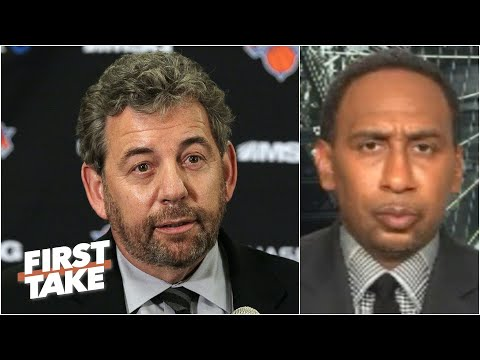 Stephen A. on James Dolan's response to the protests following George Floyd's death | First Take