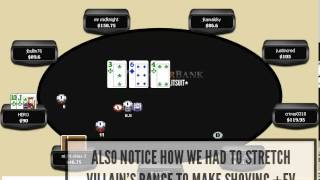 видео Чек-рейз и слоуплей в покере: психологические приёмы в покере