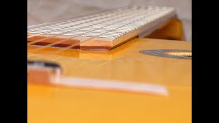 Surpassing obsolete features in nylon string guitars 5 (improving the action) Andalusian guitars