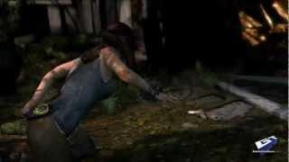 [Геймплейный трейлер] Tomb Raider