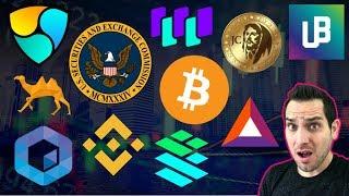 9 MORE ETFs?!? 😱 $BTC ATM Malware! Australian Crypto BANK | Binance Chain/DEX $BNB