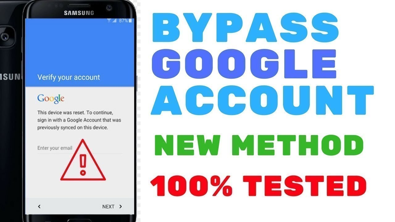 3/2019 Bypass Android New Method [Youtube Fix]