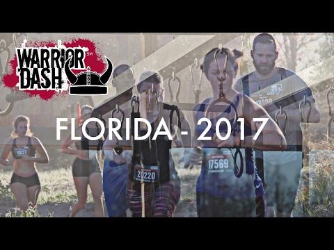 WARRIOR DASH FLORIDA - Clermont 2017