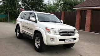 Toyota Land Cruiser 200 Arctic Trucks