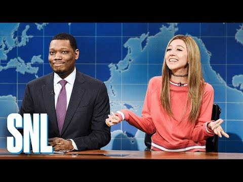 Weekend Update: Bailey Gismert on Summer Movies - SNL