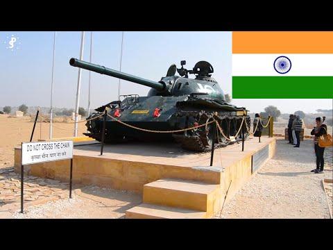 Longewala Border Post | Indian Pakistan Border |Thar Desert | Jaisalmer