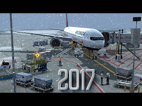 New Flight Simulator 2017 - P3D 3.4 [Amazing Realism]