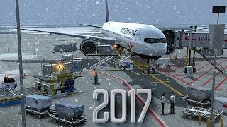 New Flight Simulator 2017 - P3D 3.4 [Amazing Realism]