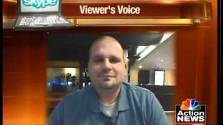 Viewers' Voice: Missouri man challenges cop to a fight