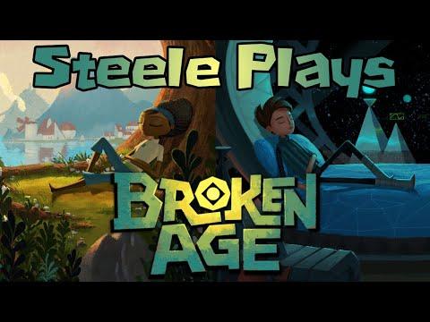 Broken Age Let's Play Trailer  
