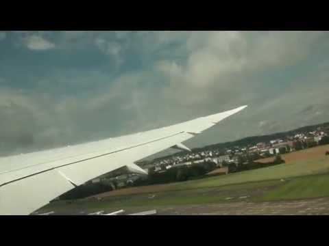 Air Canada Boeing 787-9 Dreamliner C-FGFZ AC 879 Zurich-Toronto Economy Class Trip Report