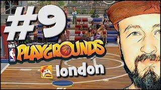 #9 LONDON TURNUVASINDA STOCKTON'A KARŞI! 🏀 NBA PLAYGROUNDS