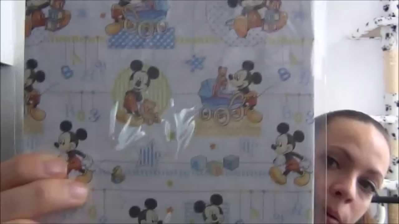 Leons 1 Geburtstag Baby Micky Maus Party Deko Haul Youtube