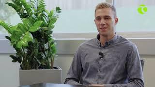 Quereinsteiger Lukas | Ausbildung Carl Spaeter Gruppe