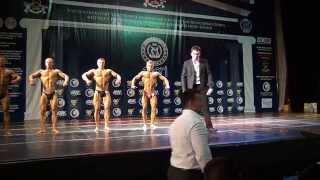 Бодибилдинг до 75 кг 27 чемпионат РК