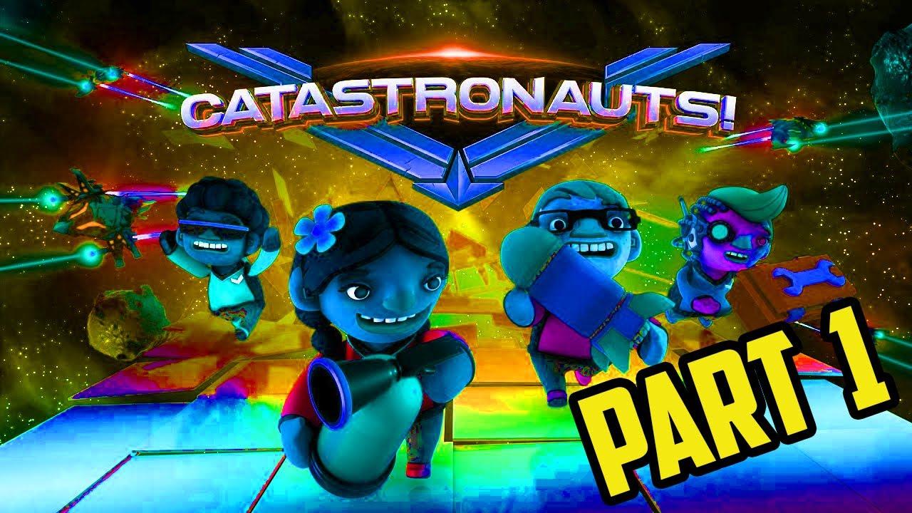 Catastronauts GG PART 1