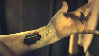 【喵嗷污】女孩被坑,住进诅咒公寓迅速衰老,撕开皮肤发现已经不是血肉之躯了《魔力蕾丝垫》几分钟看奇幻片