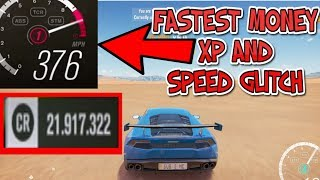 Forza Horizon 3 *2018* FAST UNLIMITED MONEY, XP, SKILL POINTS & SPEED GLITCH (FH3 Glitches)