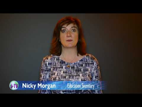 UK Secretary of State for Education Nicky Morgan wants you to SUBSCRIBE to J-TV!