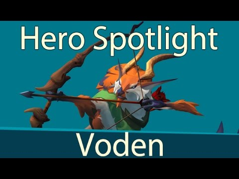 Gigantic Hero Spotlight - Voden