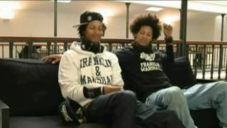 Les Twins & YAK FILMS on Arte Tracks (French & German TV show)