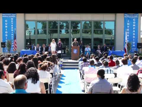 Technology Middle School Promotion 2015