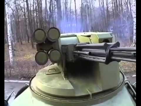 БМП-1М Кливер