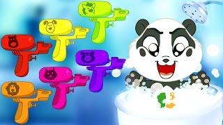 Panda Bo Agua de la Diversión y la Animación para los Niños