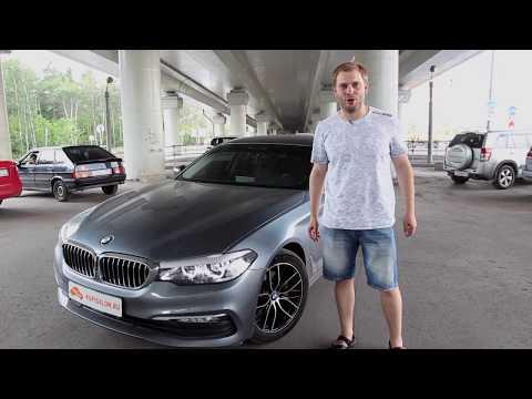 BMW 5 Series G30 / Вентиляция сидений. Установка