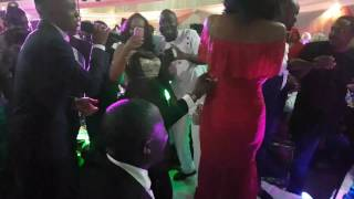 A MAN PROPOSED TO GIRLFRIEND DURING HUMBLESMITH'S PERFORMANCE AT A WEDDING CEREMONY.(A MAN PROPOSED TO GIRLFRIEND DURING HUMBLESMITH'S PERFORMANCE AT A WEDDING CEREMONY., 2016-12-15T08:42:53.000Z)