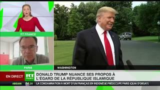 Trump face à l'Iran : «Cette stratégie est une impasse»